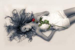 ワイズルーム 薔薇 女性