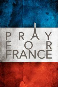 フランスへの祈り