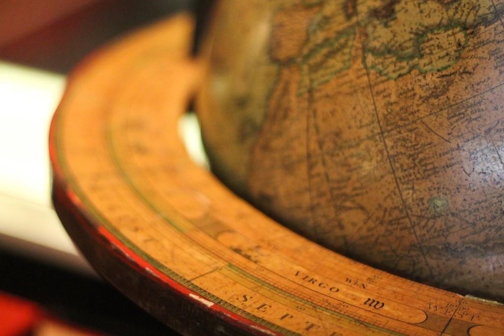 地球儀 Globe ワイズルーム Y's Room