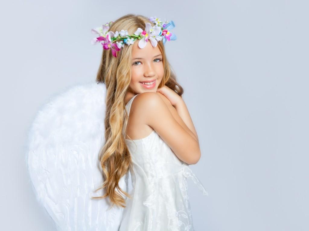 ワイズルーム 天使 少女