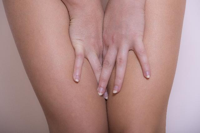 ワイズルーム 太腿