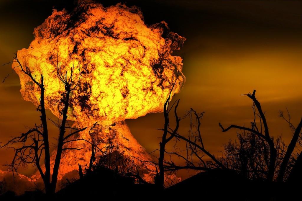 ワイズルーム 爆発