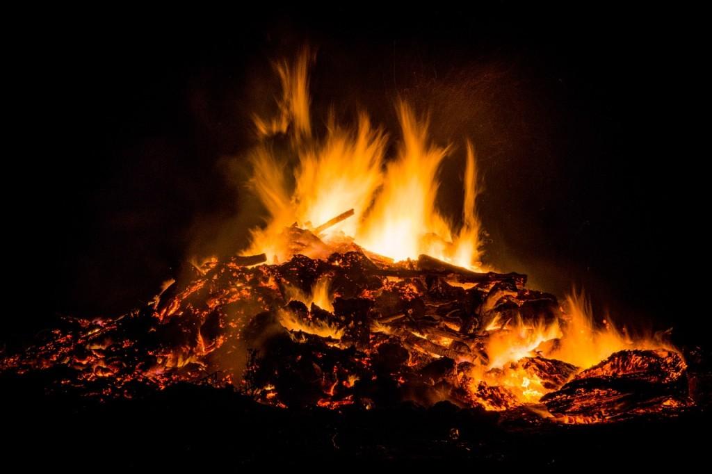 ワイズルーム 火
