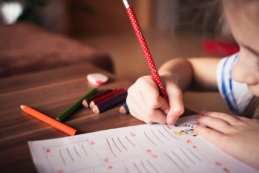 ワイズルーム 勉強 少女